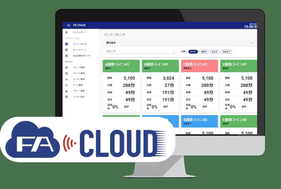 パートナーソリューションFA Cloud